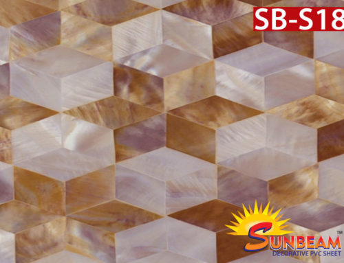 PVC Decorative Sheet SB-S18