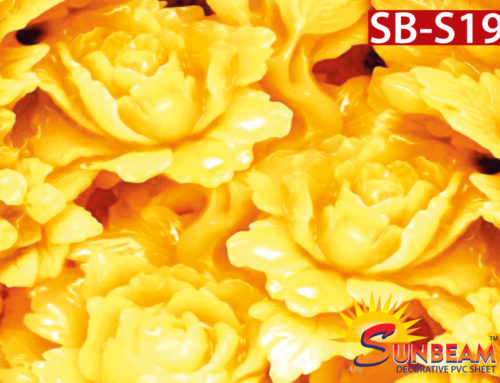 PVC Decorative Sheet SB-S19