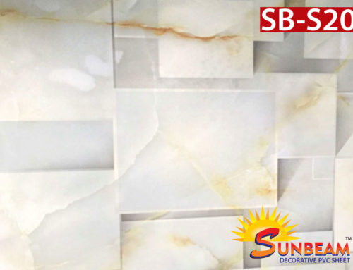 PVC Decorative Sheet SB-S20