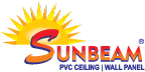 Sunbeam PVC Ceiling & Wall Panels in India Logo